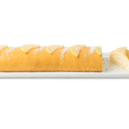 La Donatella Lemon Rolle Dessert Log