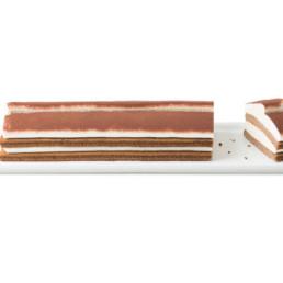 La Donatella Rustic Tiramisu Dessert Log