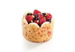 Traiteur de Paris Red Fruit Charlotte Single serve dessert