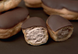 Van Diermen Chocolate Mini Eclair