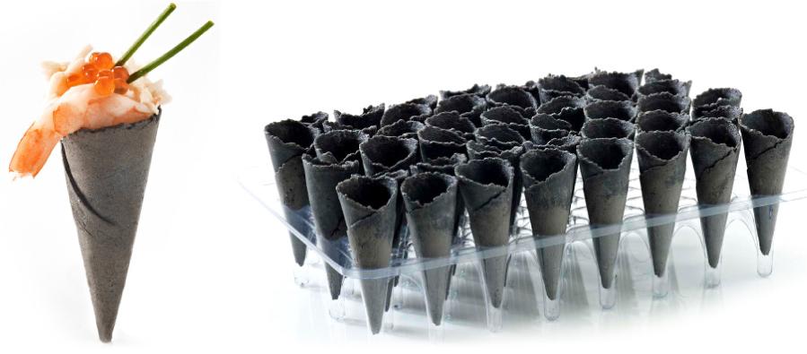 Pidy Mini Vege Cones 1