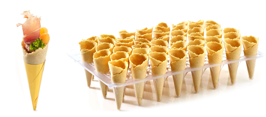 Pidy Mini Vege Cones 5